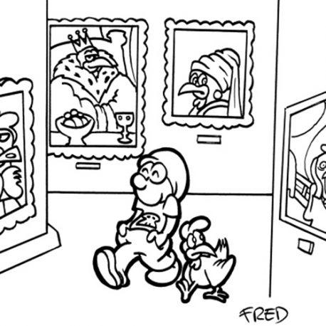 29 – Carta Cartoon