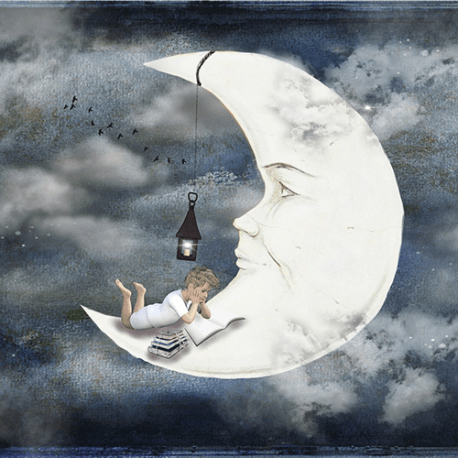 51 – Una notte di luna piena… in un libro