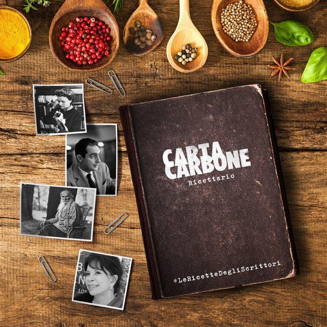 ricette degli scrittori - cartacarbone festival - cucina e letteratura