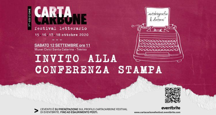 Conferenza stampa cartacarbone festival 2020