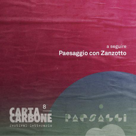 Paesaggio con Zanzotto