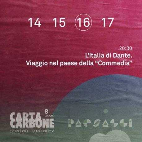 """L'Italia di Dante. Viaggio nel Paese della """"Commedia"""""""
